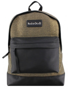 Red or Dead Laboratory Backpack Black/Glitter