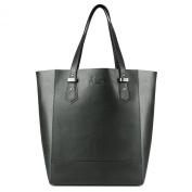 Scotch & Vain large shopper - Shoulder bag TRISH - ladies bag black leather