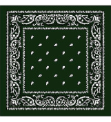 Hunter Bandanna - Paisley