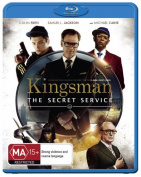 Kingsman [Region B] [Blu-ray]
