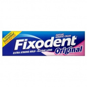 Fixodent Adhesive Cream Original 2 x 40ml