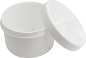 Denture Cup Retainer / Box With Sieve Twisting Cover Med-INN