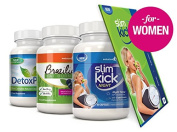 The Detox and Diet Bundle Pack for Women 1 Month Supply