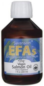 Swanson EFAs ecOmega Virgin Salmon Oil