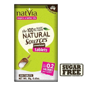 Natvia Sugar Free Sweetener Tablets 200 per pack