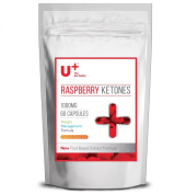 Raspberry Ketones Weight loss / Diet supplements 1000mg (Work Faster Than, Colon Cleanse, T5, T6, Detox Tablets) 1 Month supply