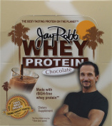 Jay Robbjay Robb Egg White Protein Chocolate -- 12 Packets