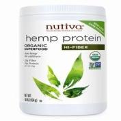 Nutiva Org Hemp Protein & Fibre 454g x 1