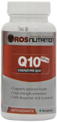 ROS Nutrition 120mg Co-Enzyme Q10 High Strength Supplement