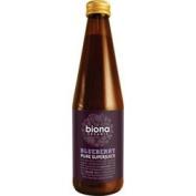 Biona Organic Pure Blueberry Juice 330ml