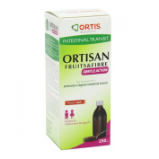 Ortis Fruits And Fibre Syrup 250ml