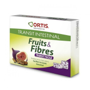 Ortis Fruits And Fibre 24 Cubes
