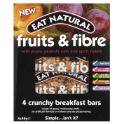 Eat Natural Fruits & Fibre Bar with Plums & Peanuts
