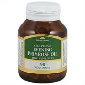 Natures Own Evening Primrose Oil 500mg 90 capsule - CLF-NOW-N015