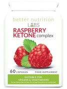 Raspberry Ketone Complex Fat Burner by Better Nutrition Labs - 60 Capsules