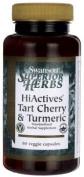Swanson Superior Herbs HiActives Tart Cherry & Turmeric