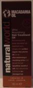 Natural World Macadamia Hair Treatment Oil 100ml x 3 Packs