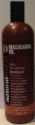 Natural World Macadamia Oil Shampoo 500ml x 6 Packs