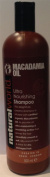 Natural World Macadamia Oil Shampoo 500ml x 6 Packs