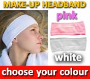 Brand new make up head band, Sportline Head Band, Terry Cloth Headband, Sweat Band, Sweatband