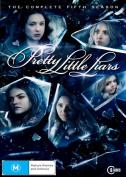 Pretty Little Liars: Season 5 [Region 4]