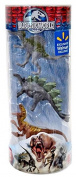 Jurassic World Dinos Spinosaurus, Stegosaurus & Velociraptor Exclusive 3 Mini Figure 3-Pack