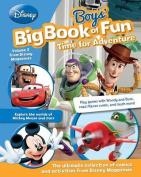 Disney Boys' Big Book of Fun Time for Adventure
