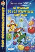 Los Cosmorratones 3. La Invasion de Los Insufribles Ponf Ponf