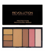 MAKEUP REVOLUTION - Protection Palette-Medium/Dark