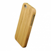 Ukamshop(TM)Genuine Natural Bamboo Wooden Wood Case Cover for iPhone 6