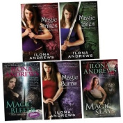 Ilona Andrews - Kate Daniels Series #1-7