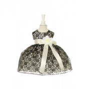 CinderellaCouture-CC1132BB-baby lace dress with satin sash