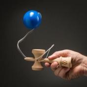 Bheema Child Kendama Ball Wood Wooden Skill Toy Bilboquet Game