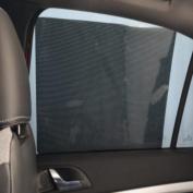 STICK ON SUN SHADE FOR A CAR -CHILDREN - SUNSHINE -SUN PROTECTOR - BLACKOUT