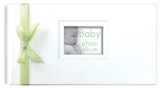 Innova Editions, Maxi-mini Album, 50 Pages, Holds 100 10x15cm/6x4 Photos, Tender Baby, White