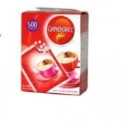 THREE PACKS of Canderel Tablets Refill Sachets x 500