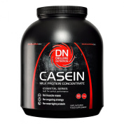 DELUXE NUTRITION CASEIN PROTEIN 5kg (2 X 2.5KG TUBS) UNFLAVOURED FREE NEXT DAY DELIVERY