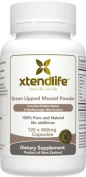 Green lipped mussel powder (120 softgels) - xtendlife