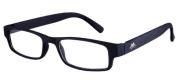 Montana MR91 Strength Plus 2.5 Black Reading Glasses