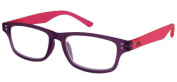 Montana MR97D Strength Plus 1.5 Purple/ Pink Two Tone Reading Glasses
