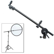 Phot-R® 5-in-1 Photo Studio Reflector Adjustable Holder with Swivel Head Grip