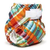 Rumparooz One Size Aplix Cloth Pocket Nappy, Quinn Plaid
