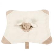 Nattou 211109 Cappuccino Comfort Blanket Sheep