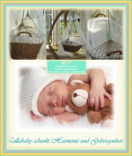 Baby Move Natural | Therapeutically Baby Movement Spring Cradle | Silver spring & natural coloured net | Baby cradle