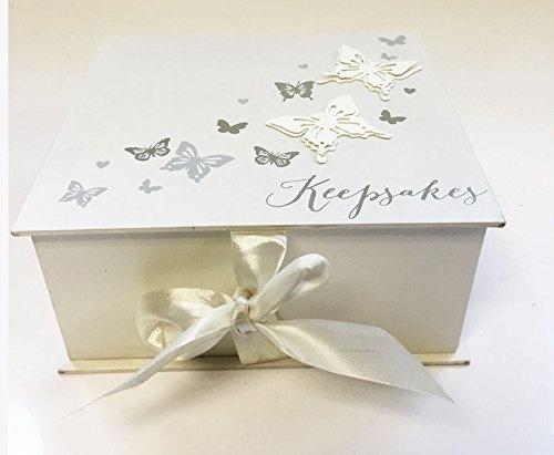 Wedding Gift Boxes Nz : ... Wedding Day Keepsake Box Gift Box Memory Box New Baby Engagement. Sh