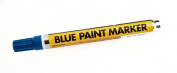 Forney 70821 Marker, Paint, Blue