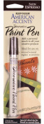 Rust-Oleum 222644 American Accents Satin Decorative Paint Pens, Espresso, 30ml