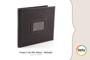 Project Life by Becky Higgins Mini Album - Midnight