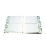 64 Pockets Photo Album for Mini Fuji Instax Polaroid & Name Card Orange