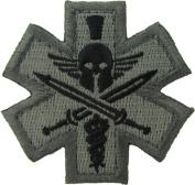 Tactical Medic Spartan Morale Patch (ACU Dark